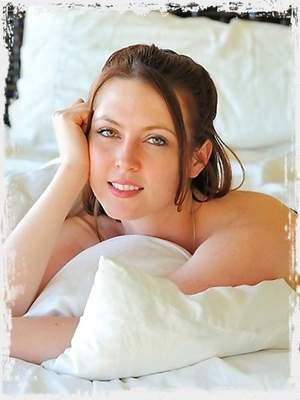 Meghan fun in the bedroom