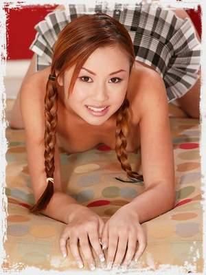 Tia Tanaka from New Sensations Gallery